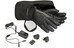 Black Diamond Solano Gloves with rechargeable heating system Black